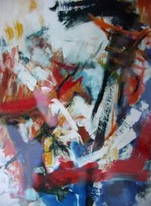 atelier, Aquarell, Kunstausstellung, Frau Sigrid Kiessling-Rossmann