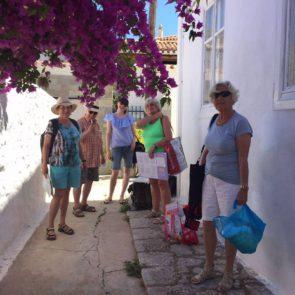 AQUARELL-MALREISE 2018 HYDRA/GRIECHENLAND_10