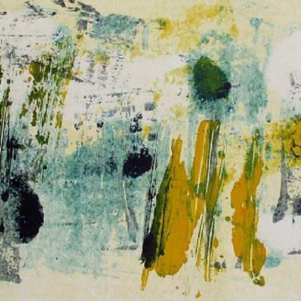 Poesie, Farbe, Schrift 2019
